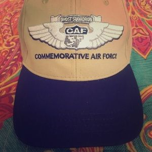 Ghost squadron CAF commemorativm Air Force crew